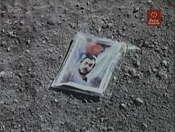 La falsa imagen de la foto de Kubrick en la luna